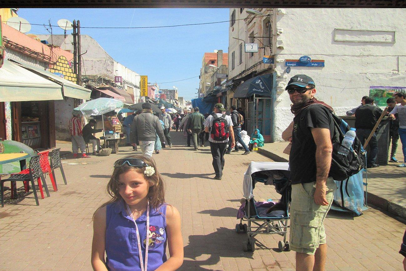 Casablanca con i bambini
