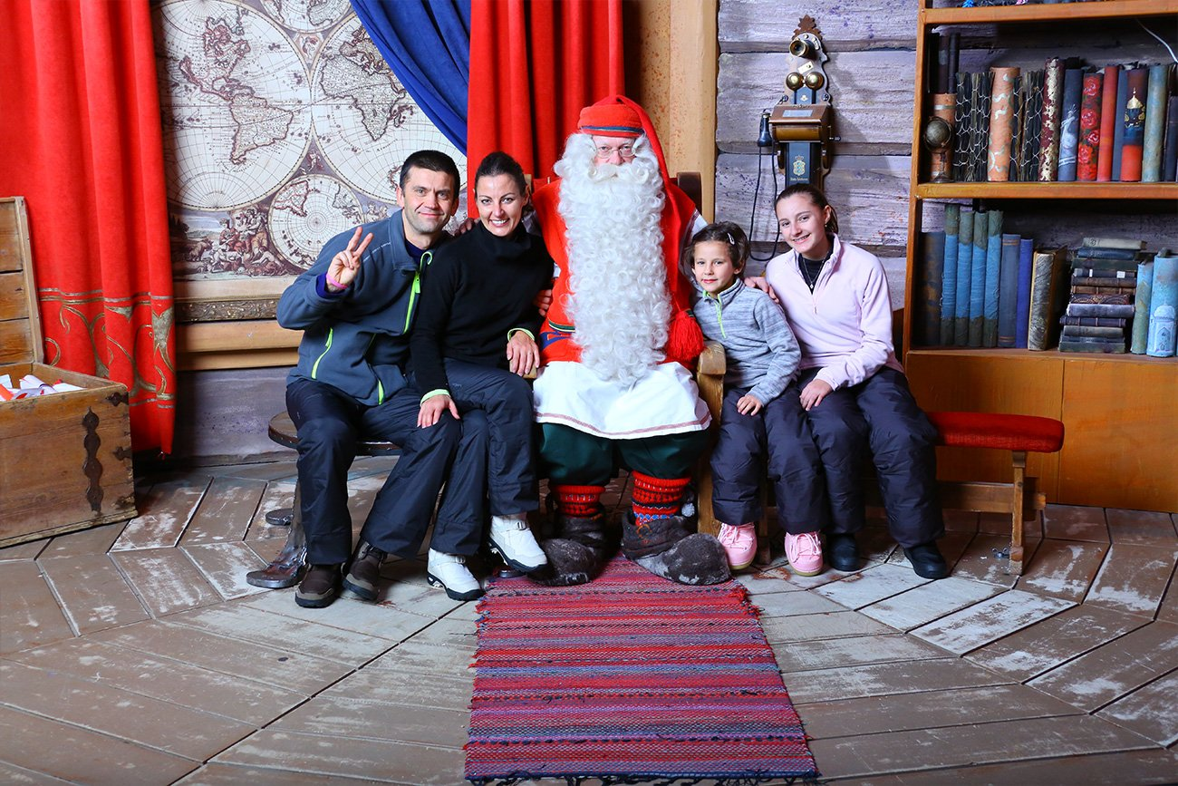 Santa Claus e la magia del Natale