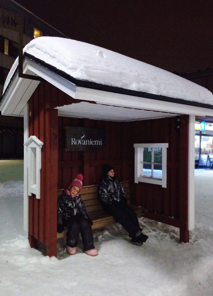 Rovaniemi Lapponia con i bambini