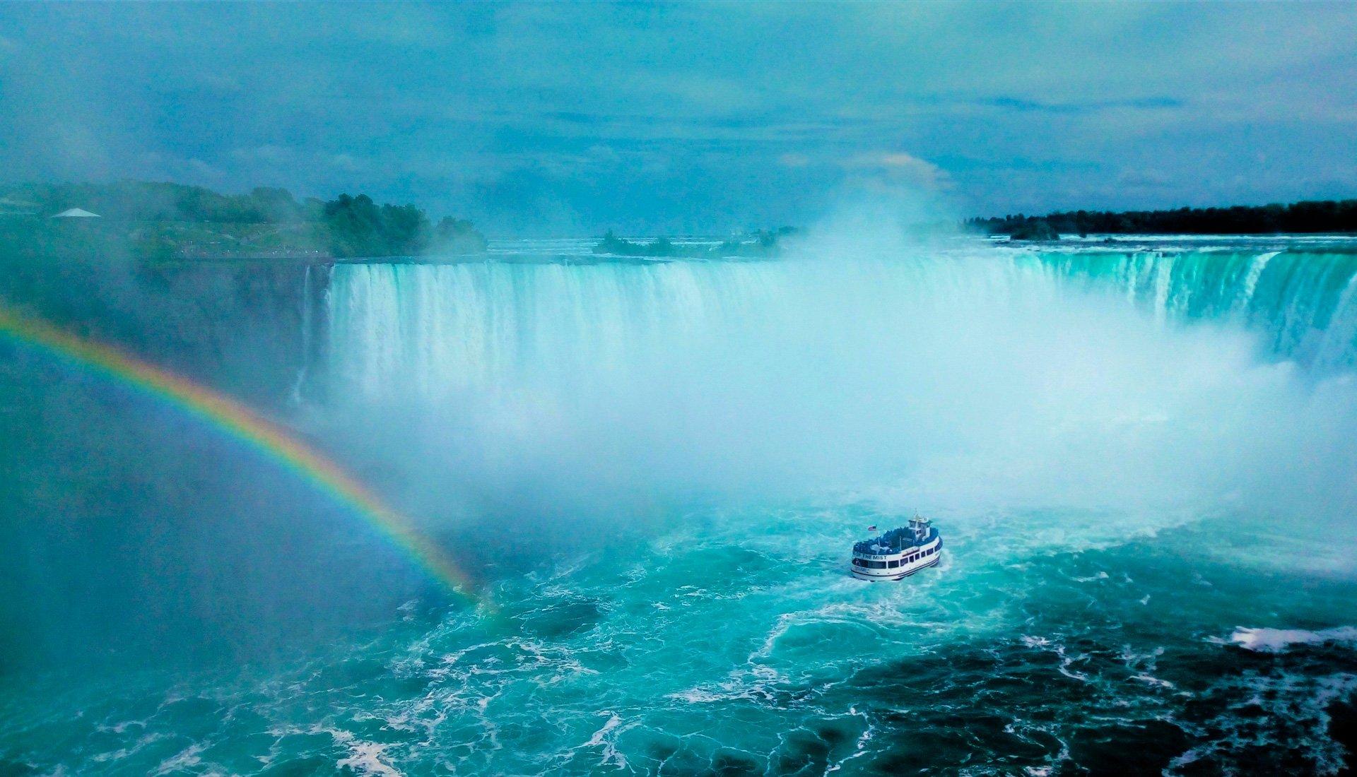 Cascate del Niagara in famiglia: cosa fare con i bambini
