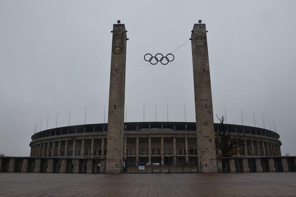 Olympiastadion Berlino