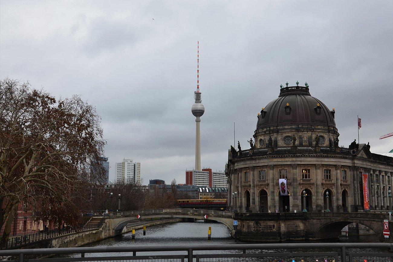 Natale a Berlino, 3 giorni in Germania