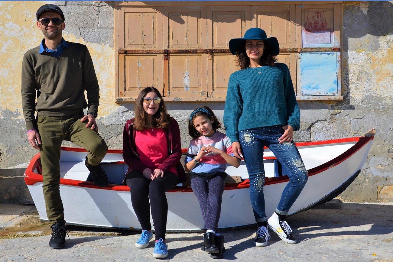 Malta con i bambini: compleanno al mare