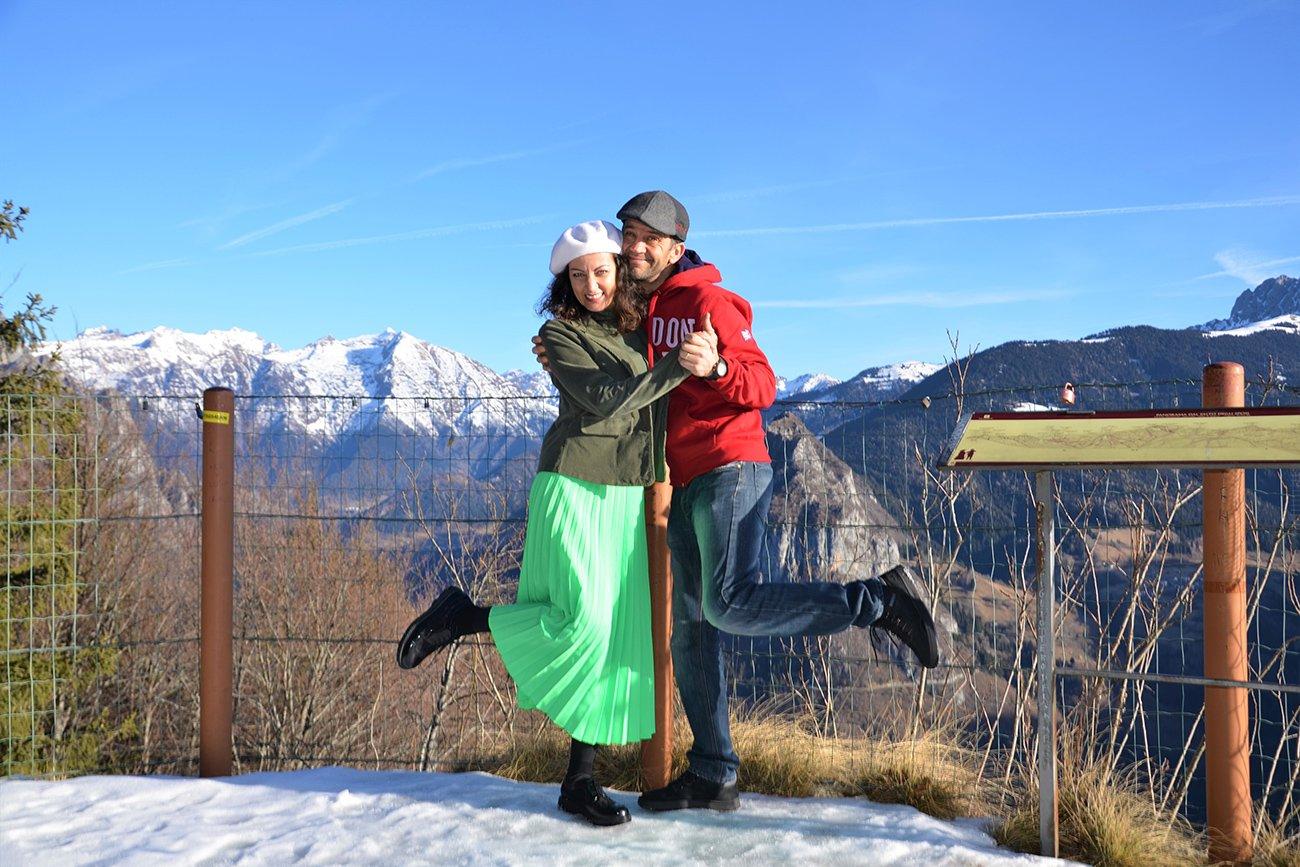 Il Salto degli Sposi: Romeo e Giulietta della Presolana