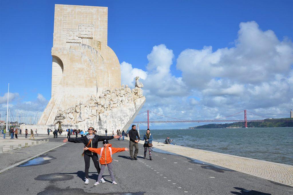 Viaggio a Lisbona, città a misura di famiglia