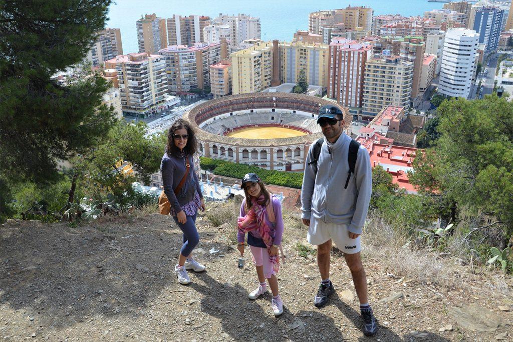 Malaga con i bambini cosa vedere