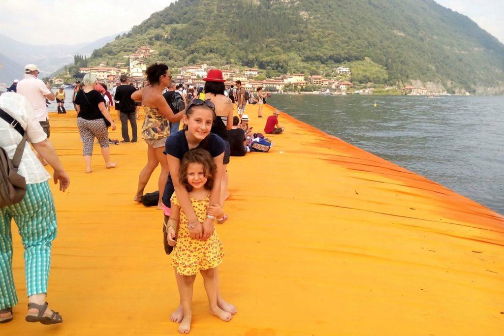 Monte Isola cosa fare con i bambini