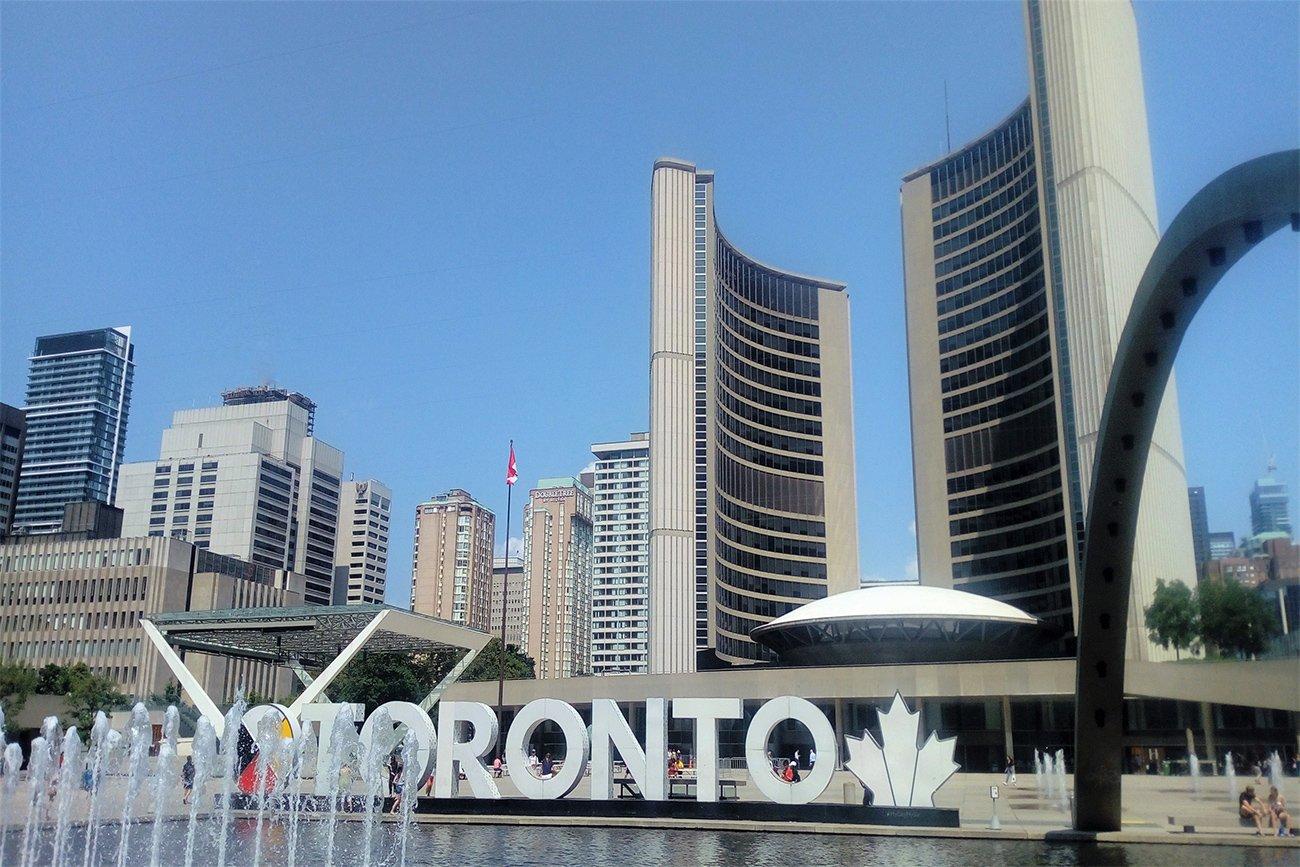 Toronto con i bambini