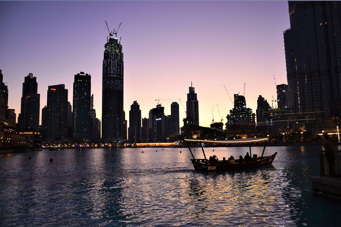 Viaggio a Dubai con la famiglia