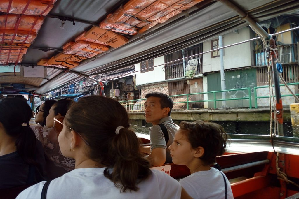 Bangkok con i bambini