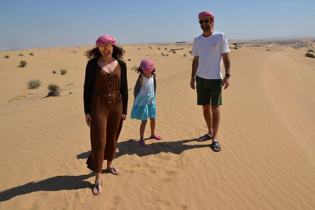 Il Deserto di Dubai