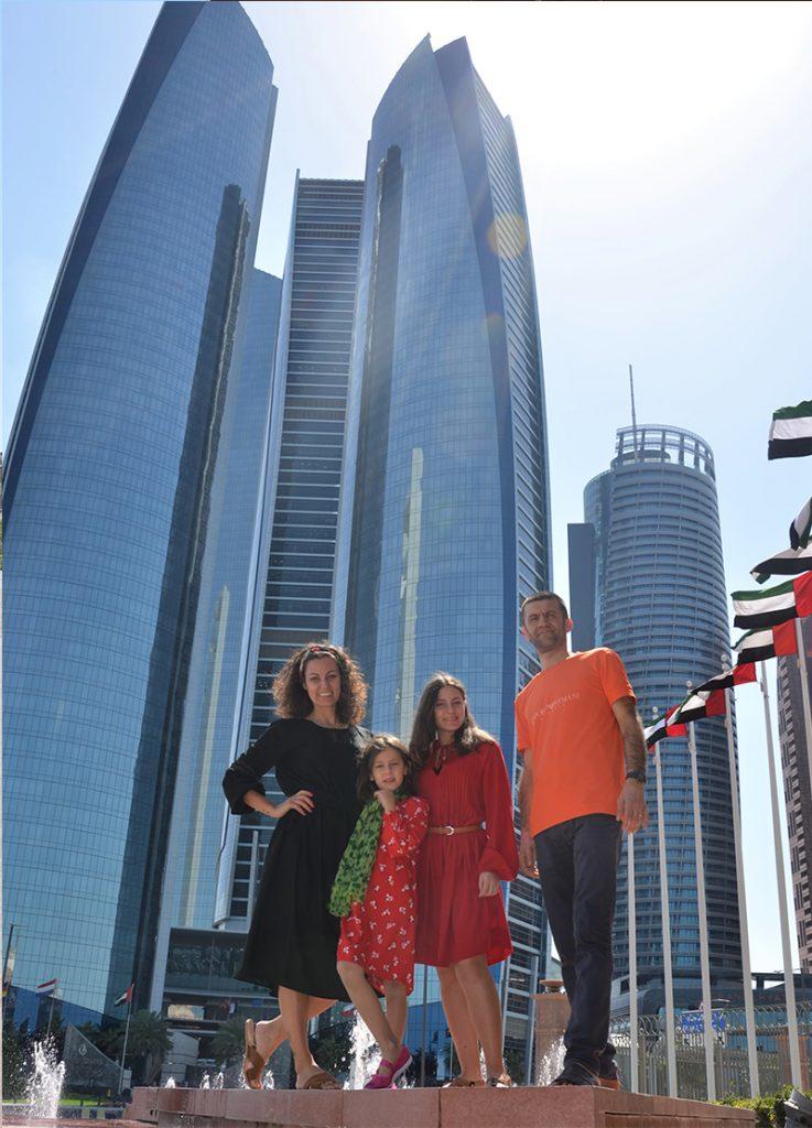 Abu Dhabi con i bambini, cosa vedere
