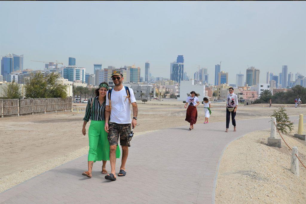 Manama capitale del Bahrain