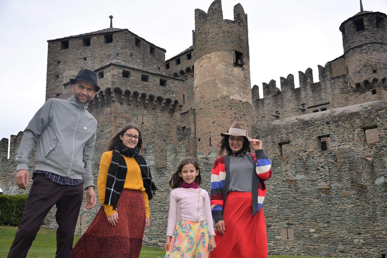 I Castelli Valdostani cosa vedere con i bambini