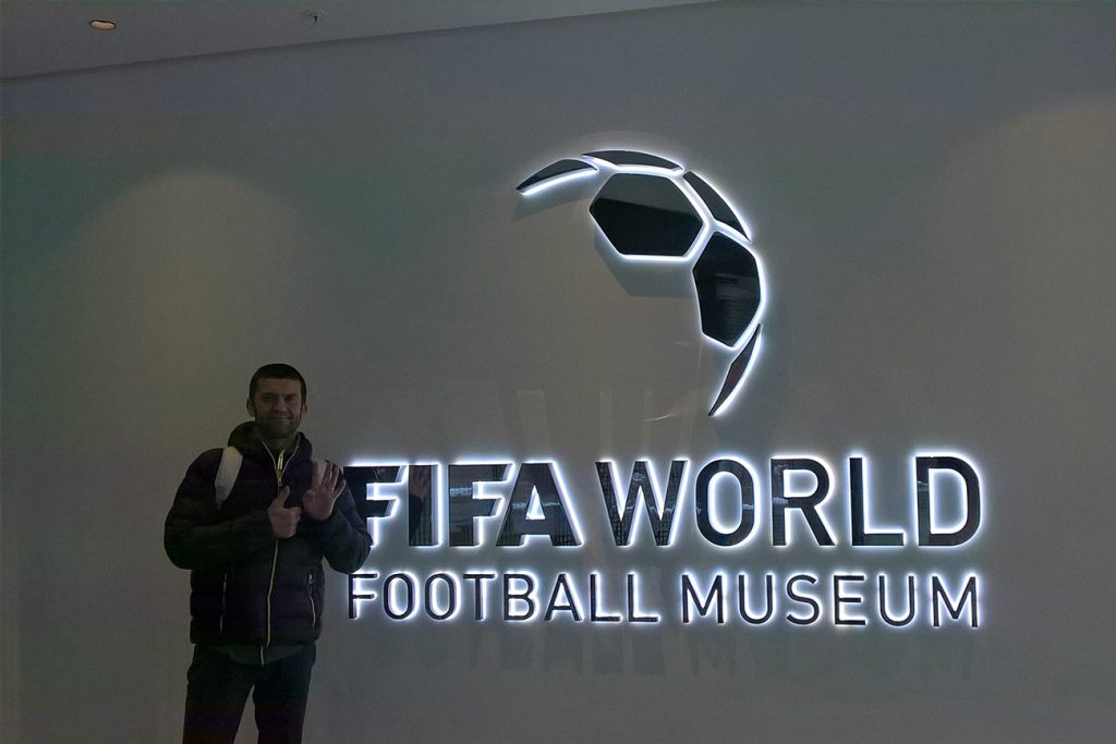 Zurigo, cosa fare al FIFA World Football Museum