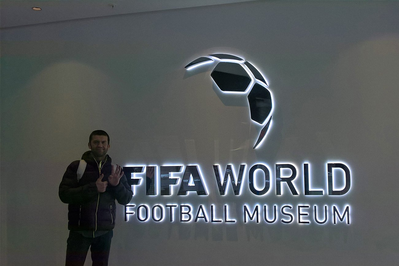 Zurigo, cosa fare al FIFA World Football Museum