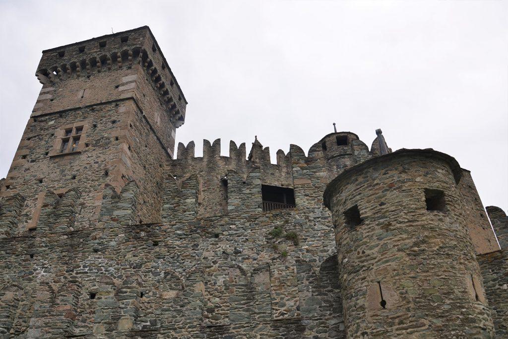 Castelli Valdostani cosa vedere con i bambini