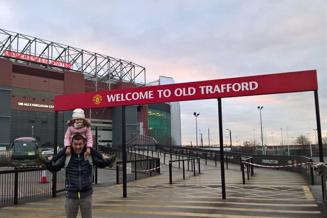 Old Trafford, il Teatro dei sogni