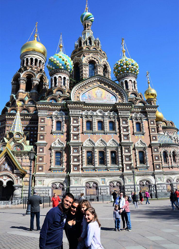 San Pietroburgo cosa vedere con i bambini