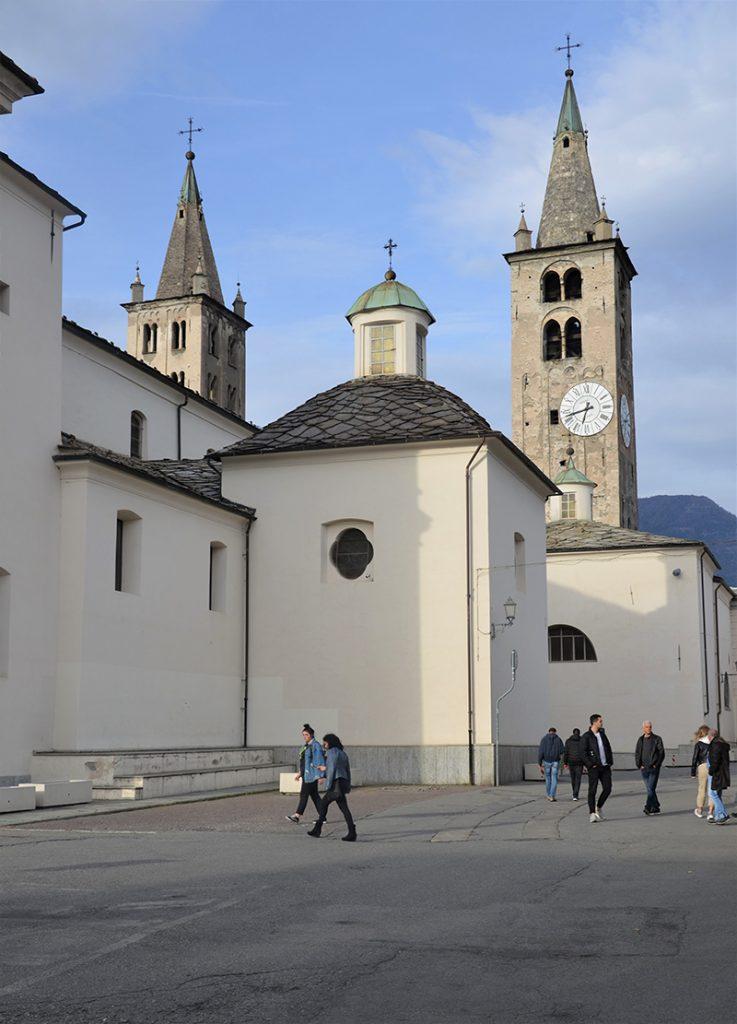 Città d'Aosta con i bambini cosa vedere