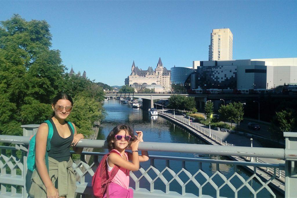 Ottawa con i bambini: cosa fare