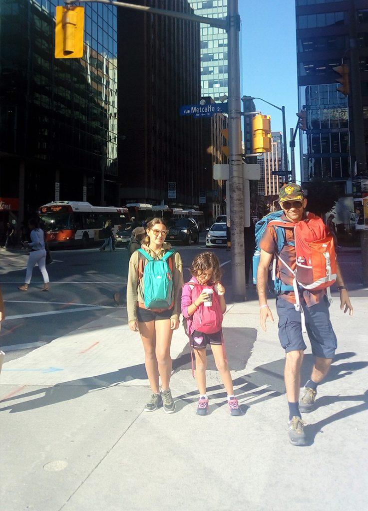 Ottawa con i bambini