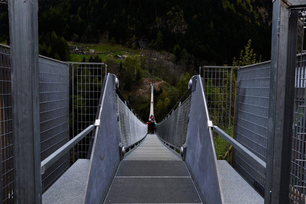 Il Ponte nel cielo con i bambini
