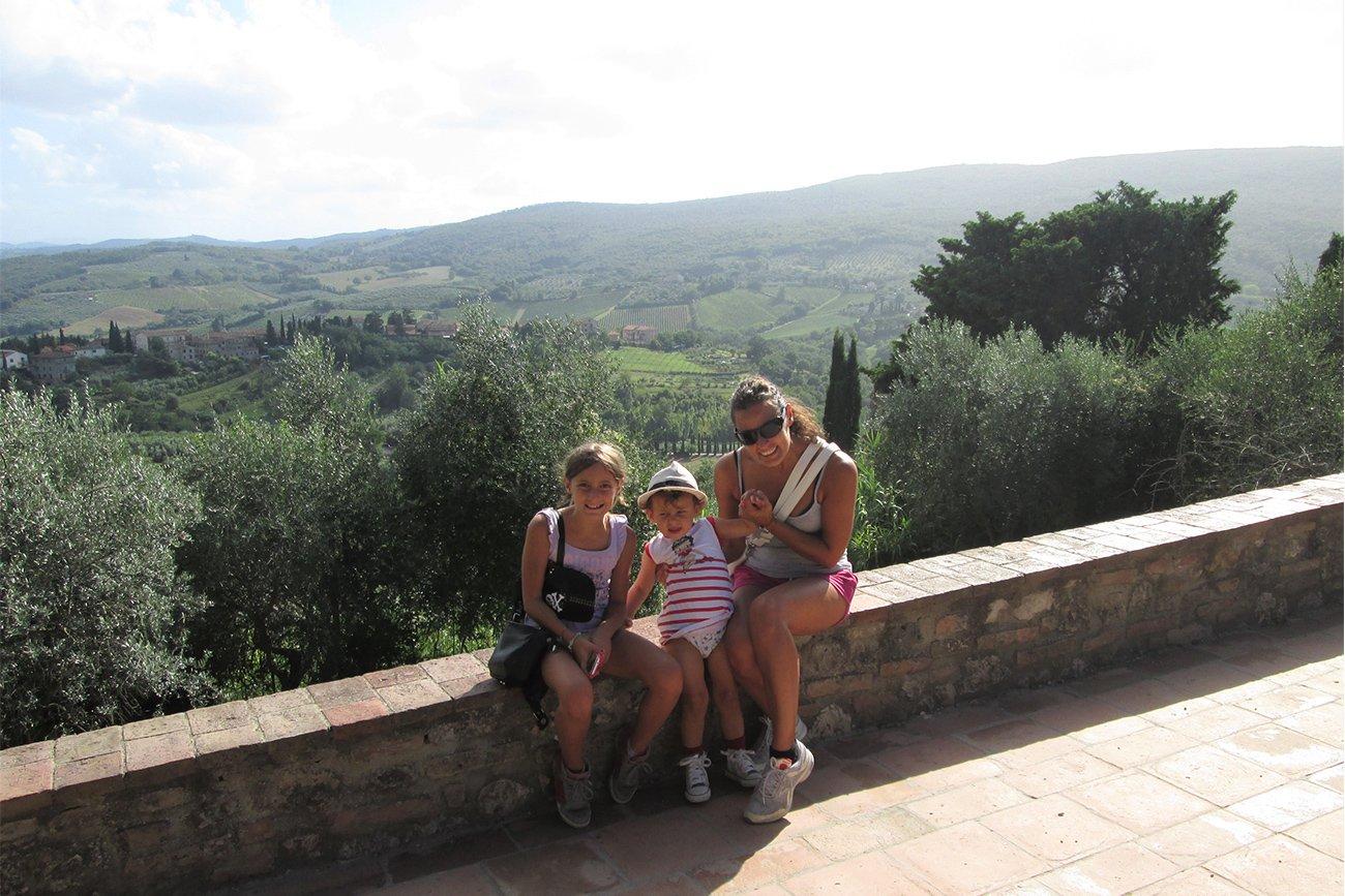 San Gimignano cosa vedere con i bambini