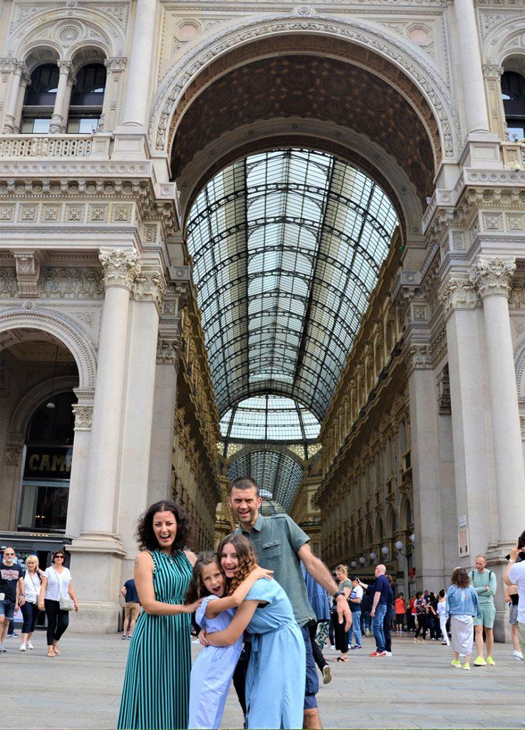 Milano Fashion Family