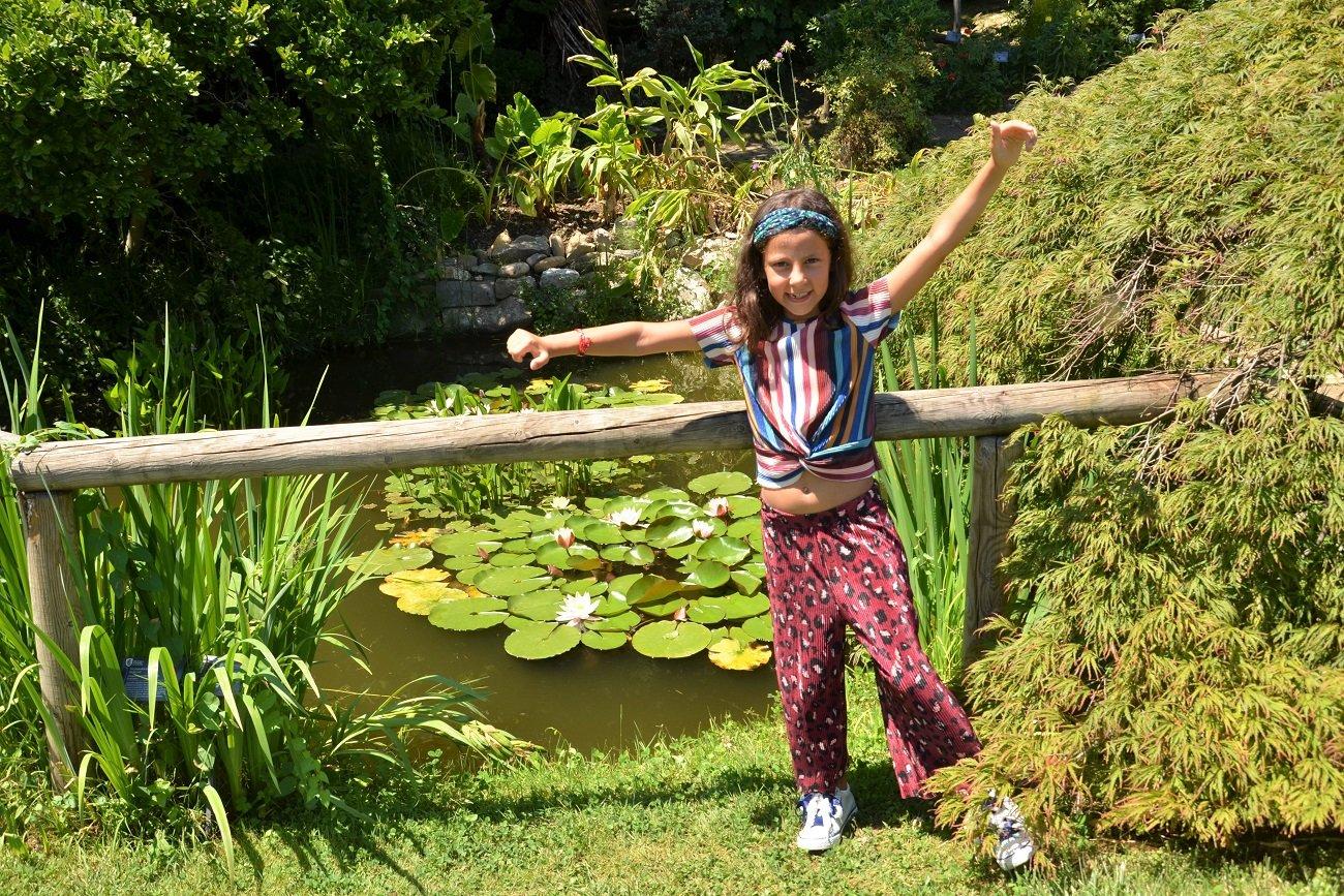 Orto Botanico di Bergamo, sorprendente natura per la famiglia