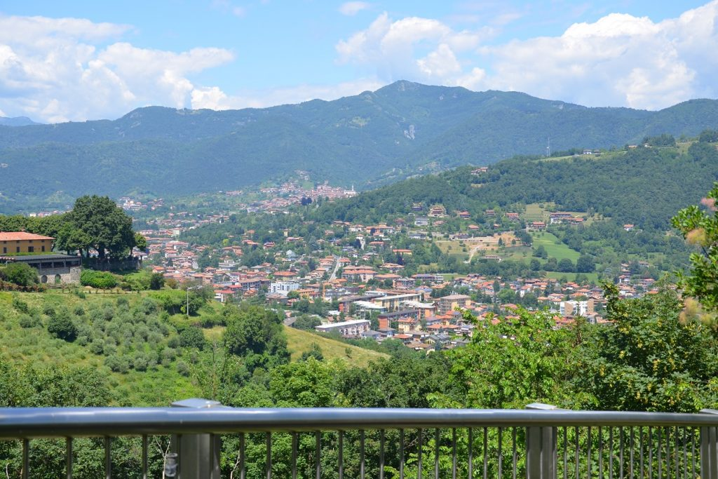 "Orto botanico di Bergamo ""Lorenzo Rota"""