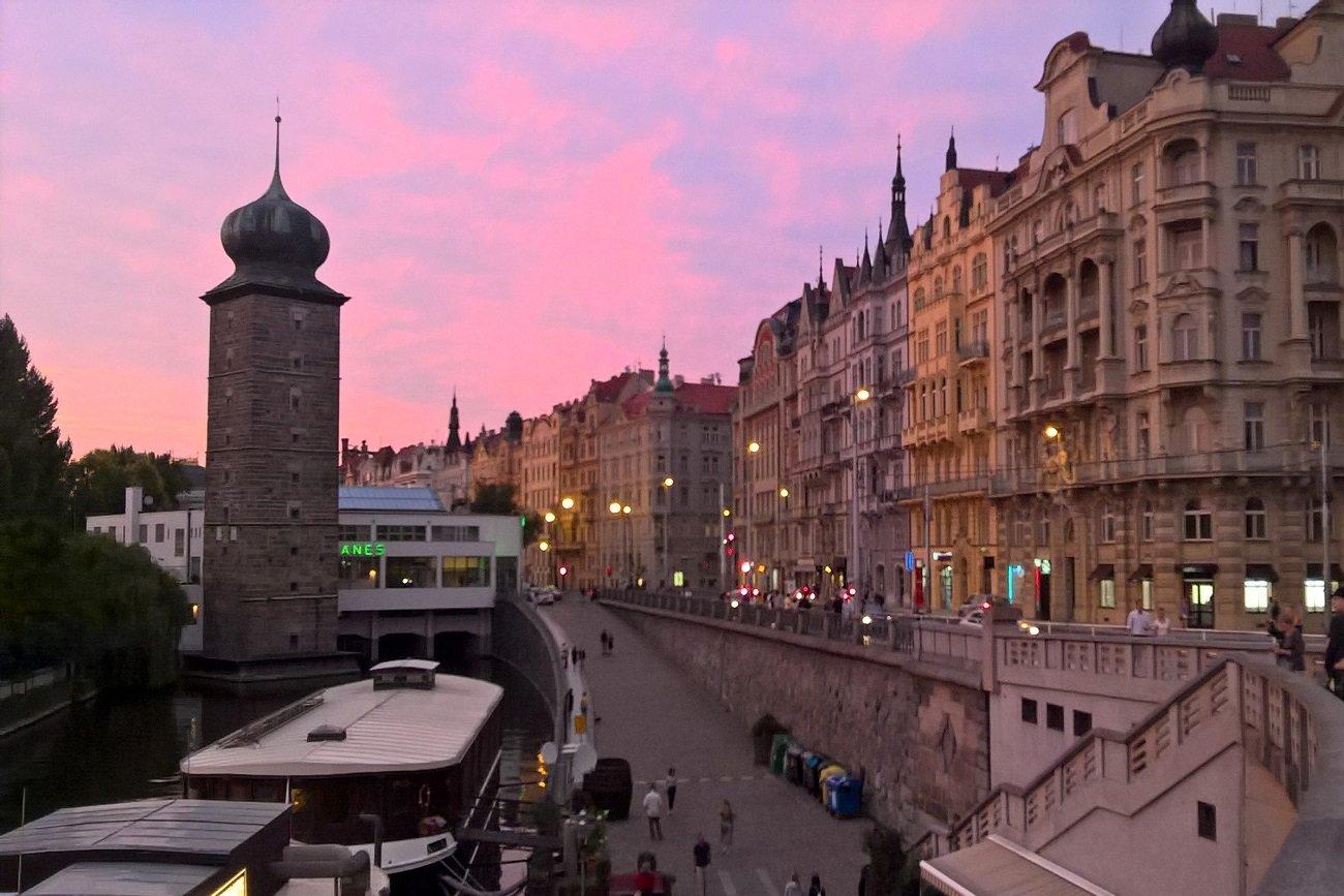 Praga, Magia Ceca