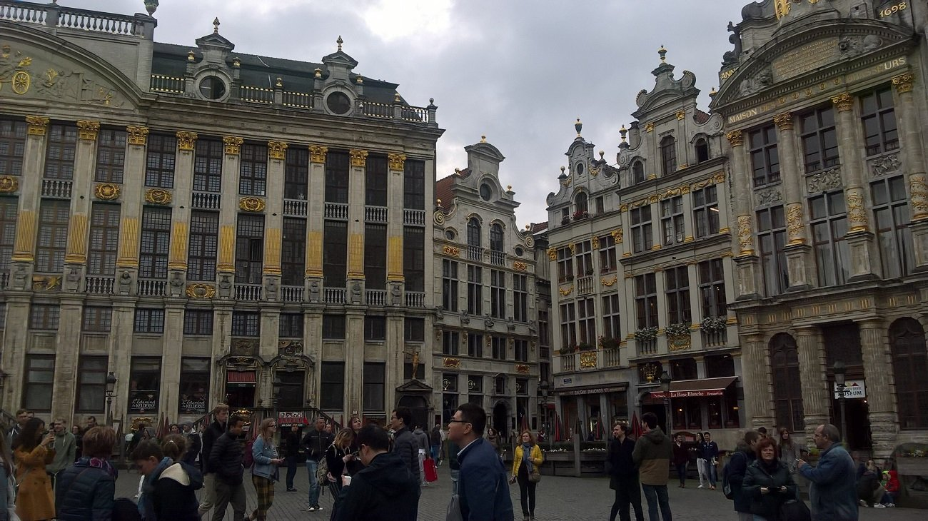 Bruxelles cuore dolce del Belgio